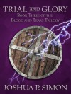 Trial and Glory: Book Three of the Blood and Tears Trilogy (Blood and Tears, #6 - Joshua P. Simon