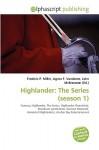 Highlander: The Series (Season 1) - Frederic P. Miller, Agnes F. Vandome, John McBrewster