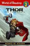 Thor: Heroes of Asgard - Tomas Palacios, Rich Thomas
