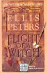 Flight of a Witch (Audio) - Ellis Peters, Derek Hutchinson