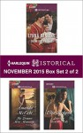 Harlequin Historical November 2015 - Box Set 2 of 2: Smoke River FamilyThe Demure Miss ManningEnticing Benedict Cole - Lynna Banning, Amanda McCabe, Eliza Redgold