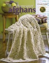 Homespun Afghans (Leisure Arts #4155) - Lion Brand Yarn