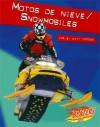 Motos de Nieve/Snowmobiles - Matt Doeden