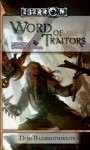 Word of Traitors (Legacy of Dhakaan, #2) (Eberron - Don Bassingthwaite