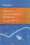 Companion Encyclopedia of Geography: The Environment and Humankind - Ian Douglas, Mike Robinson, Richard Huggett