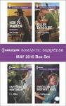 Harlequin Romantic Suspense May 2015 Box Set: Heir to MurderCapturing the HuntsmanKiller ExposureProtecting His Brother's Bride - Elle James, C.J. Miller, Lara Lacombe, Jan Schliesman