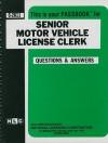 Senior Motor Vehicle License Clerk - Jack Rudman