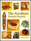 The Scrollsaw: Twenty Projects - John Everett