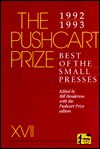 Pushcart Prize: Best of the Small Presses, 1992-1993 - Bill Henderson