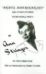 Bravo, Amerikanski!: And Other Stories from World War II - Ann Stringer, Mark Scott