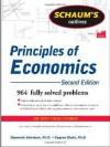 Schaum's Outlines of Principles of Economics - Dominick Salvatore, Eugene Diulio