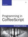 Programming in CoffeeScript (Developer's Library) - Mark Bates