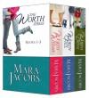 The Worth Series Boxed Set (Books 1-3) - Mara Jacobs