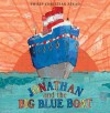 Jonathan and the Big Blue Boat - Philip C. Stead