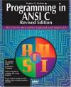 Programming in ANSI C - Stephen G. Kochan