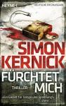 Fürchtet mich: Thriller - Simon Kernick, Gunter Blank