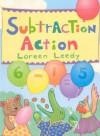 Subtraction Action - Loreen Leedy