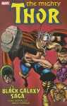 Thor: Black Galaxy Saga - Tom DeFalco, Ron Frenz