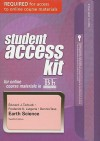 Student Access Kit for Biology: Life on Earth - Gerald Audesirk, Teresa Audesirk, Bruce E. Byers