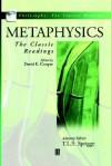 Metaphysics: A Reconstruction - David Edward Cooper