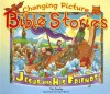 Changing Picture Bible Stories: Jesus and His Friends - Tim Dowley, Stuart Martin