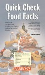 Quick Check Food Facts - Carolyn E. Moore