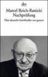 Nachprüfung - Marcel Reich-Ranicki