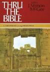 Thru the Bible, Vol. 5: 1 Corinthians-Revelation - J. Vernon McGee
