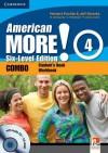 American More! Six-Level Edition Level 4 Combo with Audio CD/CD-ROM - Herbert Puchta, Jeff Stranks, Günter Gerngross, Christian Holzmann, Peter Lewis-Jones