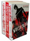 A Darker Shade of Magic By V.E. Schwab 3 Books Collection Set (A Darker Shade of Magic, A Gathering of Shadows, Vicious) by V.E. Schwab (2016-06-07) - V.E. Schwab
