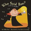 Who Said Boo?: A Lift-the-Flap Book - Phyllis Root