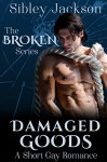 Damaged Goods: A Sibley Jackson Short Gay M/M Romance (Broken Series Book 1) - Sibley Jackson, Caddy Rowland