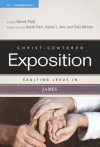 Exalting Jesus In James (Christ-Centered Exposition Commentary) - David Platt, David Platt, Dr. Daniel L. Akin, Tony Merida