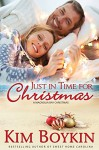 Just in Time for Christmas (Southern Born Christmas Book 2) - Kim Boykin