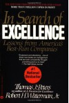 In Search of Excellence - Thomas Peters, Robert H. Waterman Jr.