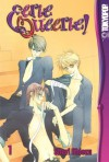 Eerie Queerie!, Volume 1 - Shuri Shiozu, 四方津 朱里