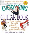 The Everything Guitar Book (Everything (Music)) - Peter Rubie, Jack Wilkins