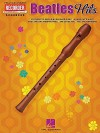 Beatles Hits for Recorder - Richard Golden iii