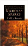 A Walk to Remember (Hardcover - Large Print Edition) - Nicholas Sparks