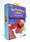 My Growing-Up Library (Sesame Street) - Apple Jordan, Kara McMahon