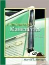 Fundamentals of College Algebra: Graphs and Models - Marvin L. Bittinger