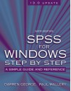 Spss For Windows Step By Step: A Simple Guide And Reference, 13. 0 Update - Darren George, Paul Mallery