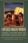 Covered Wagon Women, Volume 9: Diaries and Letters from the Western Trails, 1864-1868 - Kenneth L. Holmes, Frances H. Simson, Sherry L. Smith