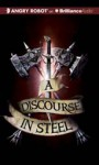 A Discourse in Steel (Egil and Nix #2) - Paul S. Kemp, Nick Podehl
