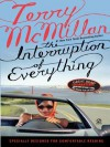 The Interruption of Everything - Terry McMillan