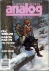 Analog Science Fiction/Science Fact October, 1984 - Stanley Schmidt