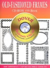 Old-Fashioned Frames CD-ROM and Book - Dover Publications Inc.