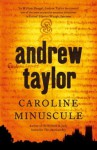 Caroline Minuscule: The 1st Novel in the William Dougal Crime Series - Andrew Taylor