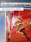 Penyabotan ke Israel - Jean-Michel Charlier, Albert Uderzo