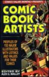 Comic Book Artists - Alex Malloy, Brian Kelly